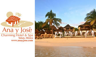 Ana y Jose The Best Hotel Boutique in Tulum