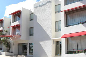Hotel Ambiance Suites, Small Hotels Cancun