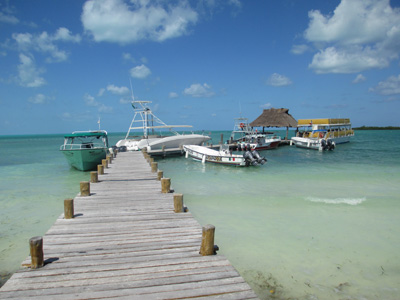 Contoy Island, Mexican Caribbean