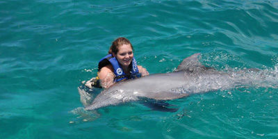 Swim With Dolphins Isla Mujeres