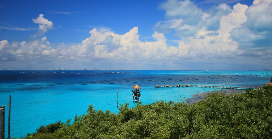 The South Cliff, Isla Mujeres
