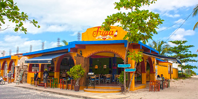 Restaurants in Isla Mujeres