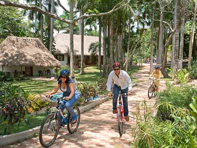 Hotel Mayaland, Mayaland Resort, Small Hotels Chichen Itza